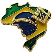 PF 41 MAPA BRASIL COM SIMBOLO